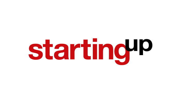 starting up magazin Logo