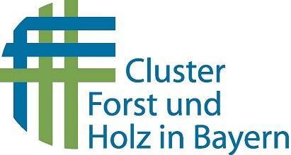 Cluster Forst und Holz Logo