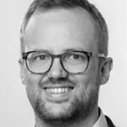 Portrait von Prof. Dr. Magnus Fröhling