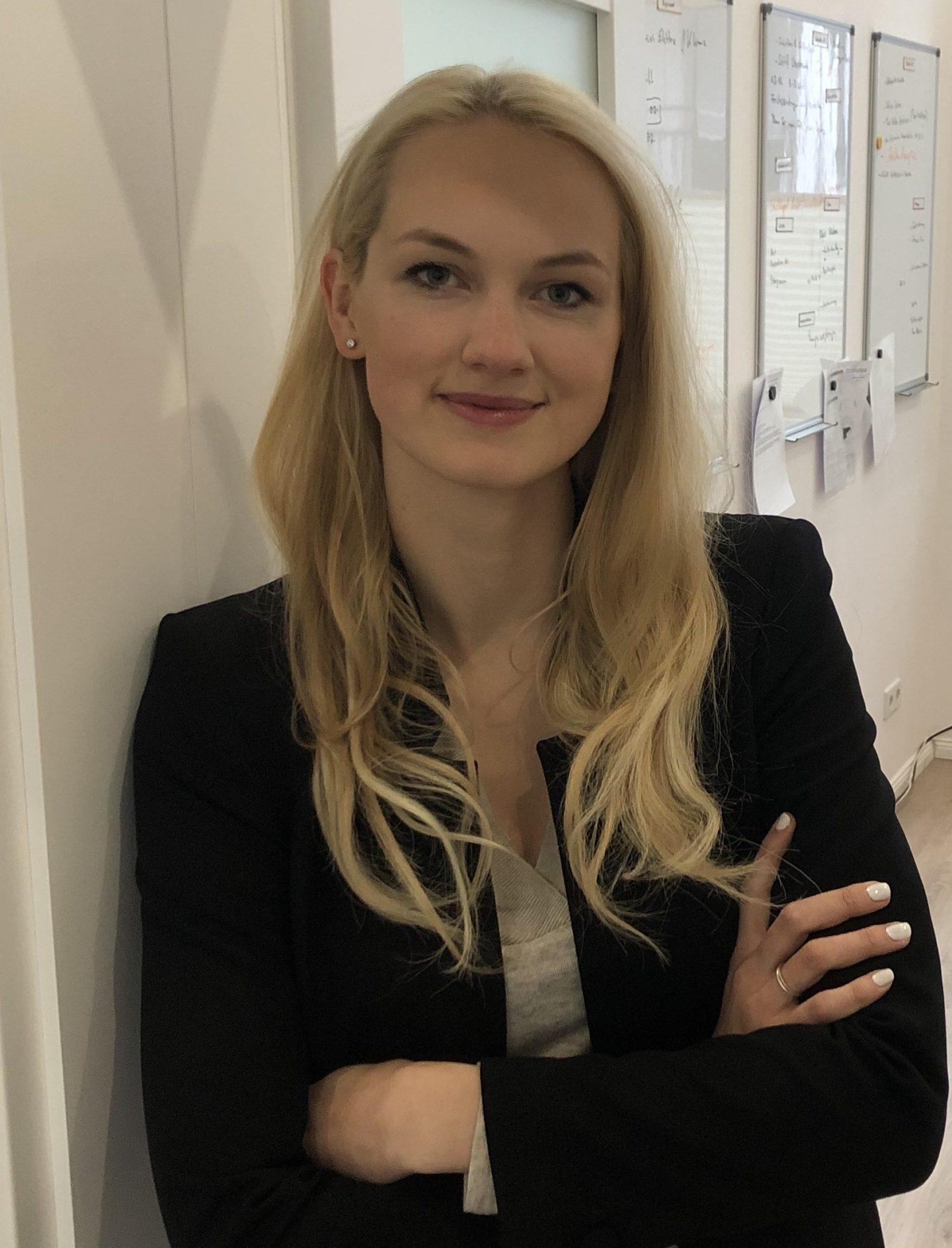 Portrait von Alexandra Kletzsch