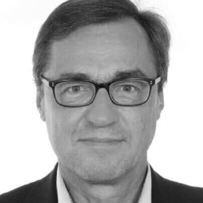 Portrait von Dr. Markus Hölzl